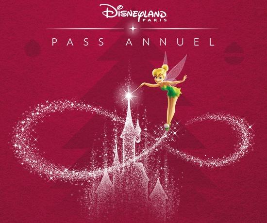 Pass VIP de la marque Walt Disney