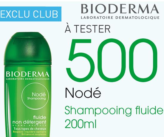 Shampoing Fluide Nodé de la marque Bioderma
