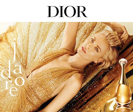Parfum J'adore de la marque Dior