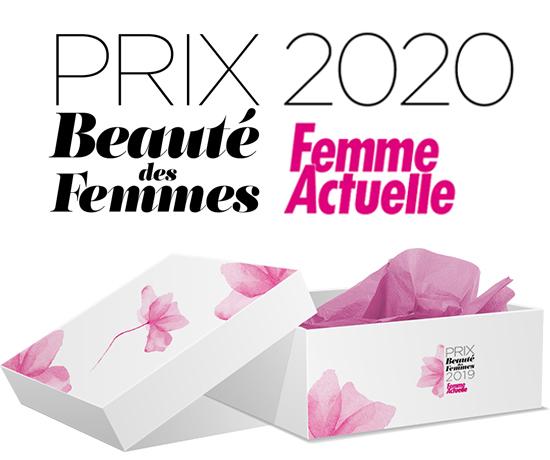 Box Produits de Beauté du site Femme Actuelle