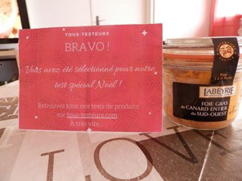 foie gras Natacha