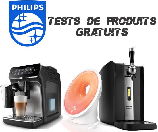 Tests de Produits Gratuits de la marque Philips