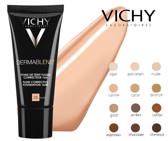 Fluide Correcteur Dermablend de la marque Vichy