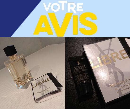 Témoignage et Avis de Myriam sur le Parfum Libre de la marque Yves Saint Laurent