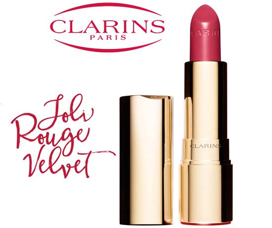 Rouge à Lèvres Joli Rouge de la marque Clarins