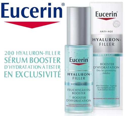 HYALURON-FILLER Sérum Booster d'Hydratation de la marque Eucérin