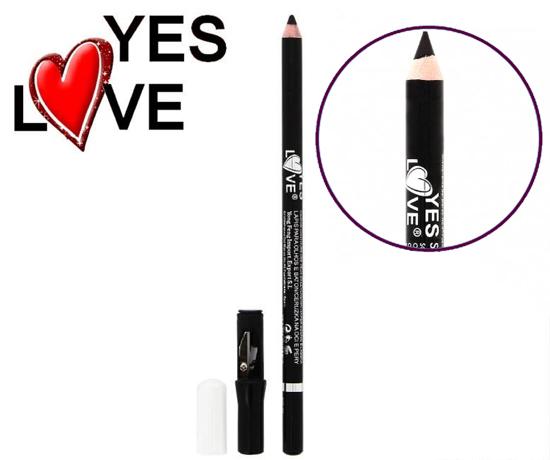 Crayon pour les yeux Noir de la marque Yes Love