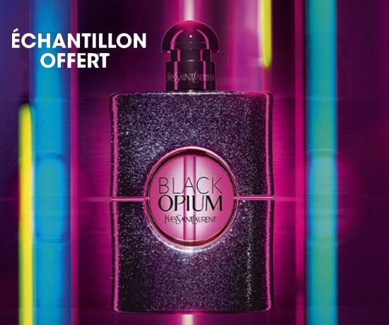 Parfum Black Opium Néon de YSL