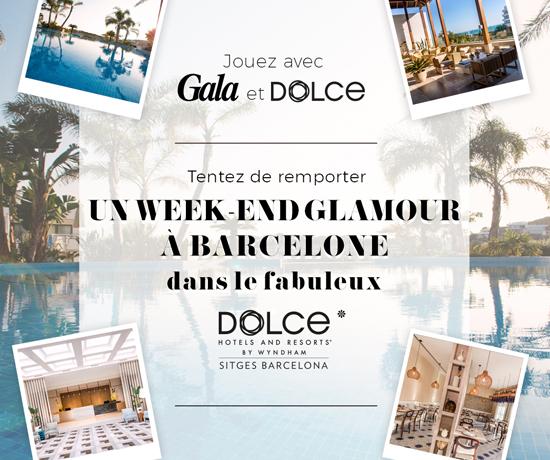 Week-End Glamour à Barcelone de Gala & Dolce