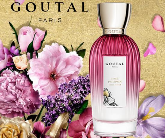 Remportez une eau de Parfum Rose Pompon de la marque Goutal Paris