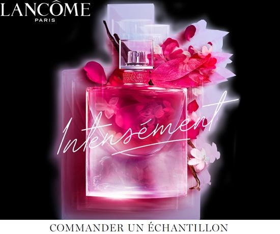 Parfum La Vie Est Belle Intensément de la marque Lancôme