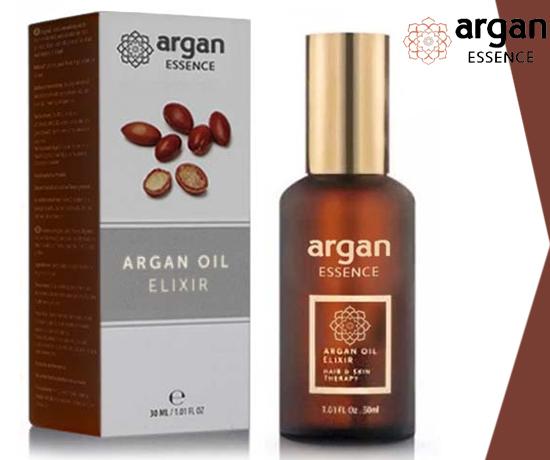 Huile Elixir de la marque Argan Essence