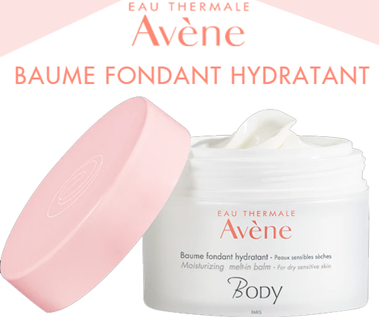 Baume Fondant Hydratant de la marque Avène Paris