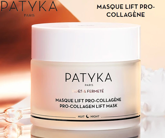 Masque Lift Pro-Collagène de la marque Patyka
