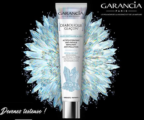 Soin Diabolique Glaçon Gelée Cristalline en Eau de la marque Laboratoire Garancia